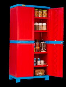 Liberty Cabinets Big CYB/RED Rattan