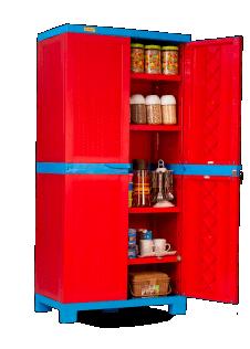 Liberty Cabinets Big RED CYB Rattan